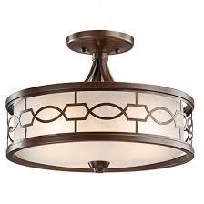 brushed nickel bathroom ceiling lights fixtures using brown decorative border