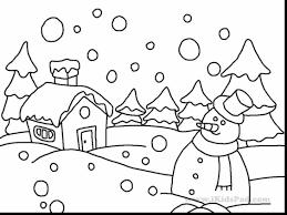 Small Picture unbelievable snow coloring pages alphabrainsznet