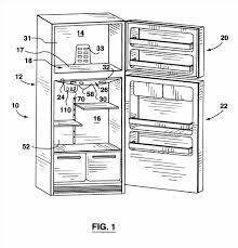 open refrigerator drawing. open fridge drawing cm integrated refrigerator fisher u paykel appliances isotherm cruise all d