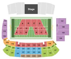 Canton Hall Of Fame Stadium Seating Chart 59 Most Popular Tom Benson Hall Of Fame Stadium Seating Chart