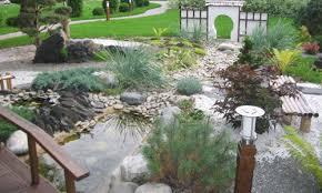 Small Picture Backyard Rock Garden Ideas Backyard Landscape Design