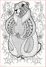 Coloring Book Pages Animals Design For Kids Free Printable