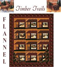 Timber Trail Quilt Kit | Jelly Rolls 2 Go &  Adamdwight.com
