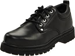 sketchers for men. skechers usa men\u0027s alley cat utility oxford,black smooth,6.5 sketchers for men