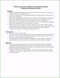 Radiation Therapist Resume 42 Exceptional Sample Respiratory Therapist Resume You Need