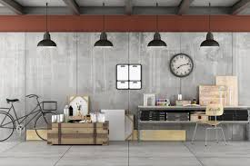 palette is the signature element of Industrial style interiors. Douse your  home