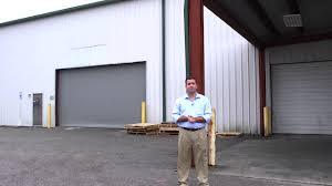 Dock Doors vs Grade Level Doors Video 2 HD - YouTube