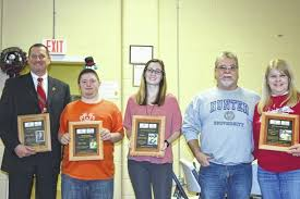 Preble County Cougars hold year end awards ceremony - Register Herald
