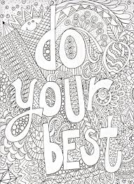 Small Picture Amazing Inspirational Coloring Pages For Adults 95 In At diaetme