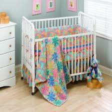 Tie Dye Bedding, Comforters, Duvet Covers, Bed In A Bag Sets, Quilts & Donna Sharp Baby Rainbow Sherbert Crib Quilt - Floral Adamdwight.com