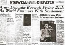 Image result for the Roswell UFO incident