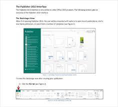 Microsoft Publisher Free Microsoft Brochure Template 49 Free Word Pdf Ppt Publisher