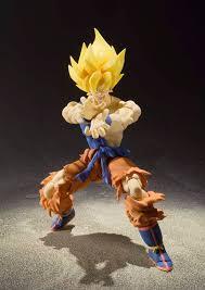 """<b>Dragon Ball Z</b>"" <b>Original</b> BANDAI Tamashii Nations SHF/ S.H. ..."