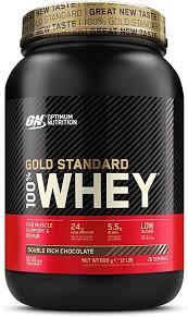 Optimum Nutrition <b>Gold Standard</b> Whey Protein Powder Muscle ...