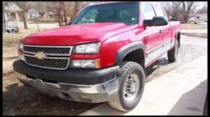 2005 Chevy Silverado Crew Cab Duramax Diesel 4X4 Truck for sale ...