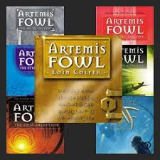 artemis fowl series. artemis fowl series is a bestselling young adult fantasy by eoin colfer. the written about adventures of criminal mastermind- n