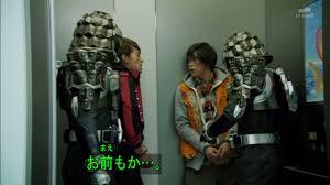 Kamen Sentai: Kamen Rider Gaim Episode 15 Review: Heroes Don\u0027t Lie ...