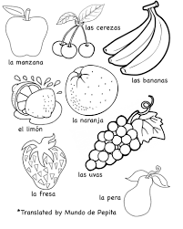 Awesome Spanish Alphabet Coloring Pages Gallery Design Ideas 9