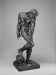 Auguste Rodin   Adam   French, Paris   The Metropolitan Museum of Art