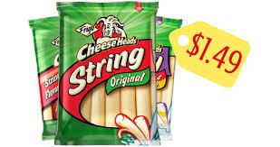 frigo coupon makes string cheese 1 49
