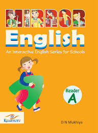 english reader book a cover