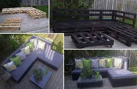 pallet patio furniture pinterest. Diy Pallet Patio Furniture Ideas Craft Outdoor Pinterest I