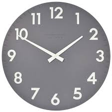 Small Picture Large square wall clocks uk
