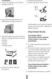 VIGOR PLUS. Kullanma kılavuzu İyonik Hava Temizleyici. Instruction manual  Ionic Air Purifier - PDF Free Download
