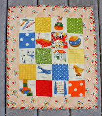 I-spy Baby Quilt - Diary of a Quilter - a quilt blog & I-spy Baby Quilt Adamdwight.com