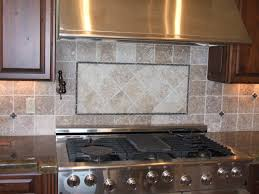 Kitchen Marble Floor Kitchen Backsplash Ideas With White Cabinets Silver Gas Range