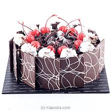 Offers Of Kapruka Black Forest Cake Cake Kapruka