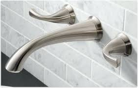 wall mount lavatory faucets wall mount bathroom faucets attractive mounted sink the with regard to delta wall mount lavatory faucets