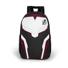 Avengers Backpack, Quantum Backpack Avenger ... - Amazon.com