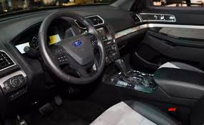2018 ford interceptor suv. brilliant 2018 2018 ford police interior concept intended ford interceptor suv