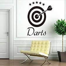 JXBB Personality Wall Stickers Darts ...