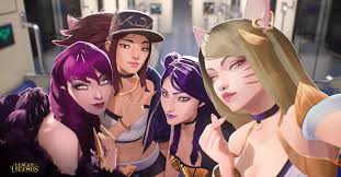 <b>K</b>/<b>DA</b>, <b>League of Legends</b>' pop girl group, explained - Polygon