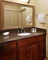 Bathroom Vanity Granite Bathroom Excellent Bathroom Furniture Of Brown Wooden Bathroom