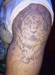 ливанские татуировки