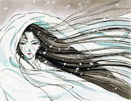 Yuki-Onna, la Dama de las Nieves