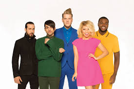 Pentatonix Announces New Ablum At PTX'mas In July – GrooveVolt