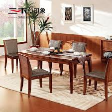 asian style furniture. Image Of: Solid Wood Furniture Asian Style Dining Chairs