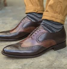 where does the wingtip style come from