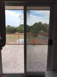 sliding door glass with crimsafe screen building materials gumtree australia brisbane south west stretton 1191967563