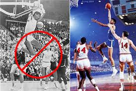 evolution of the game of basketball basketball basics no dunk rule