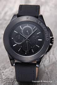 trend watch rakuten global market karl lagerfeld karl lagerfeld karl lagerfeld karl lagerfeld mens watch energy chronograph ( energy chronograph ) black black leather