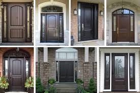 fiberglass door series provide simple solutions for achieving a sophisticated wood look without all the maintenance of a solid wood door