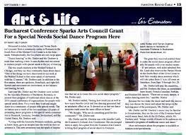 above evanston round table article about the jutta the hi dukes special needs social program inspired by their volunteer work in romania