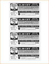 Coupon Template For Word 24 Microsoft Word Coupon Template Job Resumes Word 4