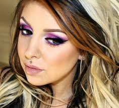 hair color ideas 2015 short hair. edgy hair color and makeup ideas 2015 short