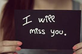 I Will Miss You Quotes Fascinating Love Text Messages Quotes Poems And Sms 48 I Will Miss You Quotes